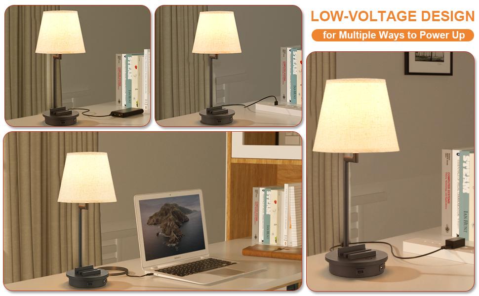 low voltage lamp