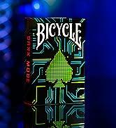 Baraja de Cartas Bicycle Dark Mode