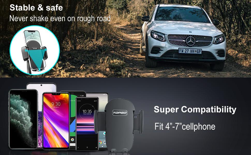 Car Air Vent Phone Mount