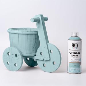 Pintyplus Chalk Finish Spray Paint Pale Turquoise
