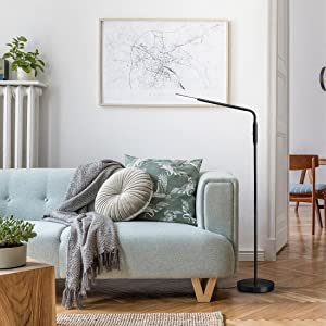 lights for bedrooms metal standing lamp minimalist lamp for office reading light bedside floor lamp