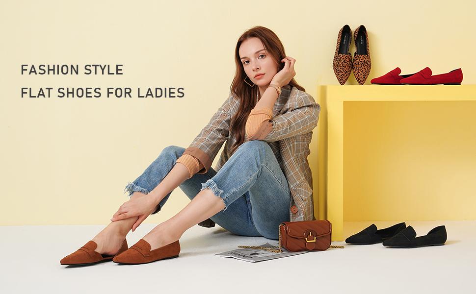 Flats For Women