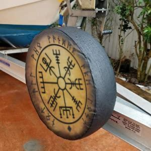Spare Tire Covers 5