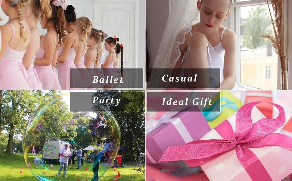 Ballerina Outfits Toddler Tutu Skirt