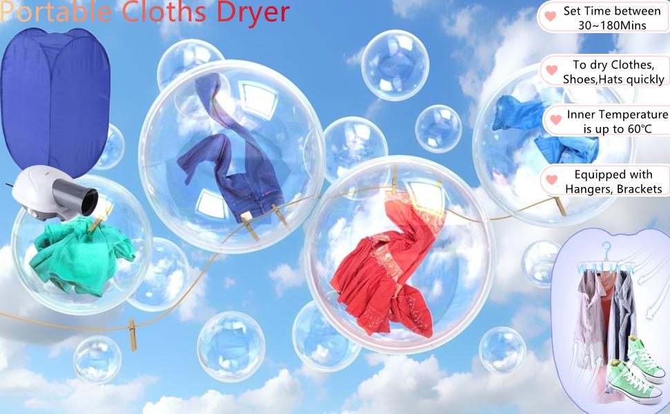 Portable Cloths Dryer