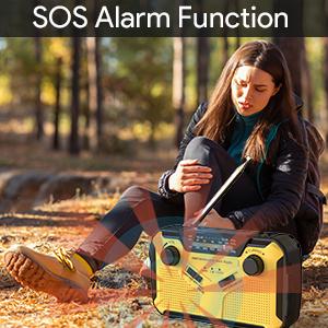 SOS Alarm Function