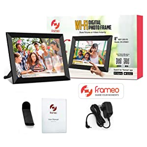 10.1 inch wifi digital picture frame