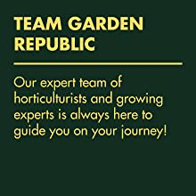 Team Garden Republic - expert of horticulturists who guide you on your journey