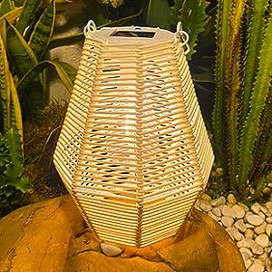 solar lamp outdoor hanging