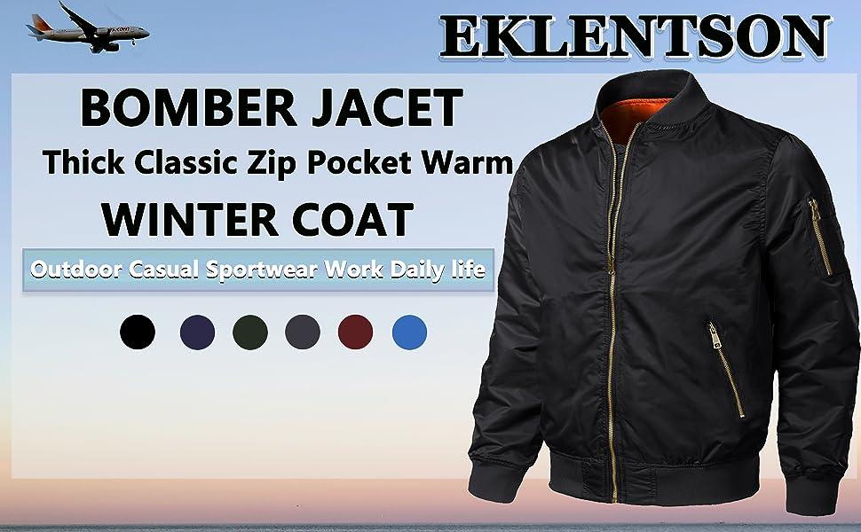 waterproof mens thick bomber jacket varsity jacket street varsity mens jacket