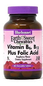 Vitamin B6, B12 Plus Folic Acid