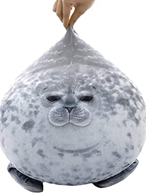 Soft Sea Lion Plush Toys Sea World Animal Seal Plush Stuffed Doll Baby Sleeping Pillow