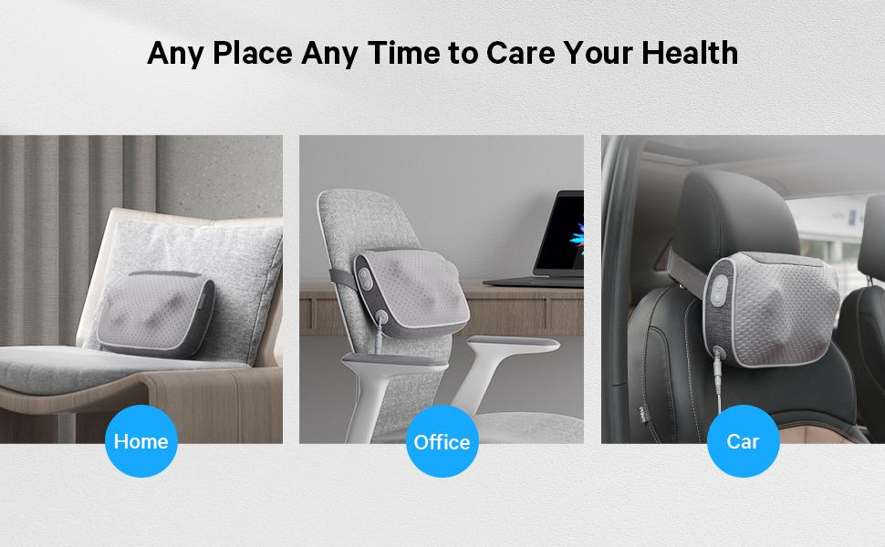 Best Relaxation Gifts in Home Office and Car