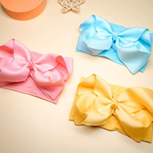 baby headbands with hair bows