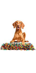 dog snuffle mat for large dogs snuffle mats slow feeding mat