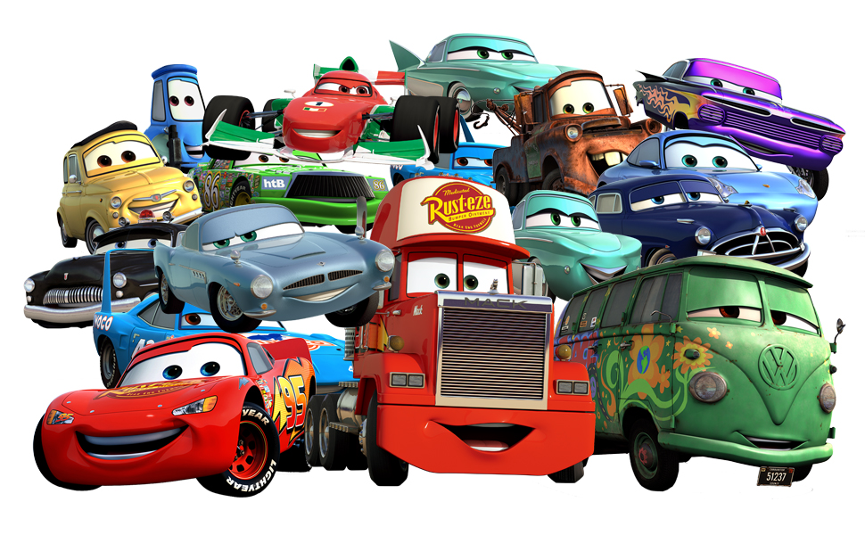 Car Story Toy, Lightning McQueen, Diecast Metal Alloy Car Toy, Vehicle, Racers, Cake Toppers