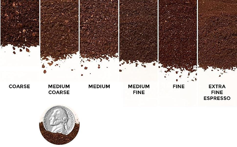 coffee burr grinder