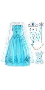 ReliBeauty princess Elsa dress
