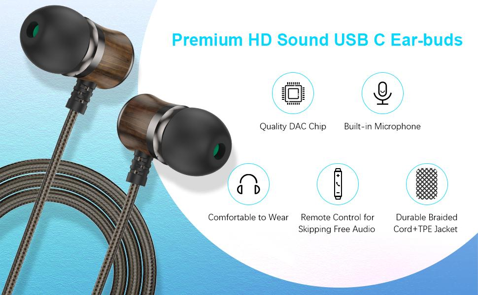 USB C Kopfhörer