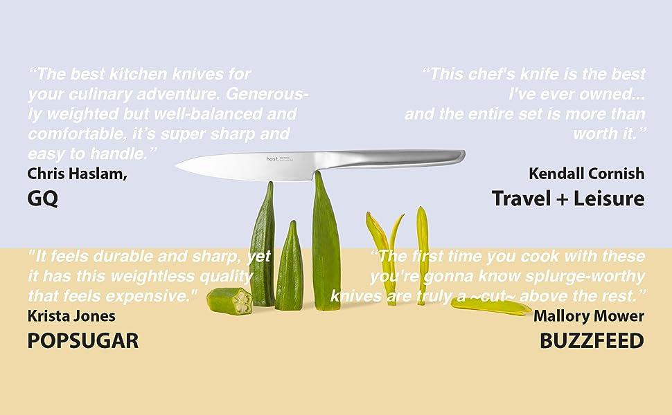 Hast high performance design knife-utility knife-powder steel