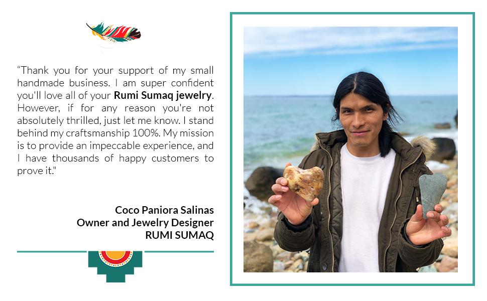 Rumi Sumaq Handmade Jewelry 5 Star Craftsmanship Surfer String Sailor Rope Bracelets