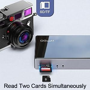 tf sd card reader
