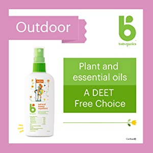 Natural Insect Repellent 177ml