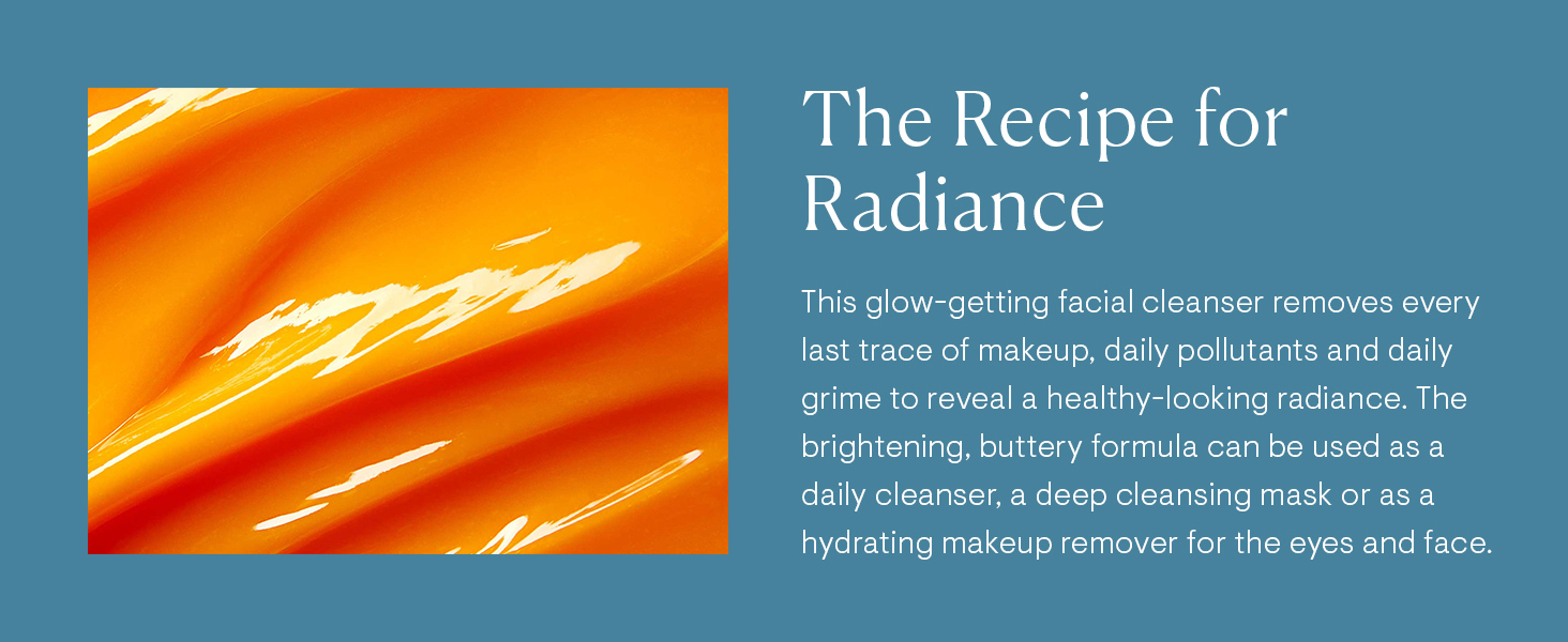 about Superfood AHA Glow Cleansing Butter