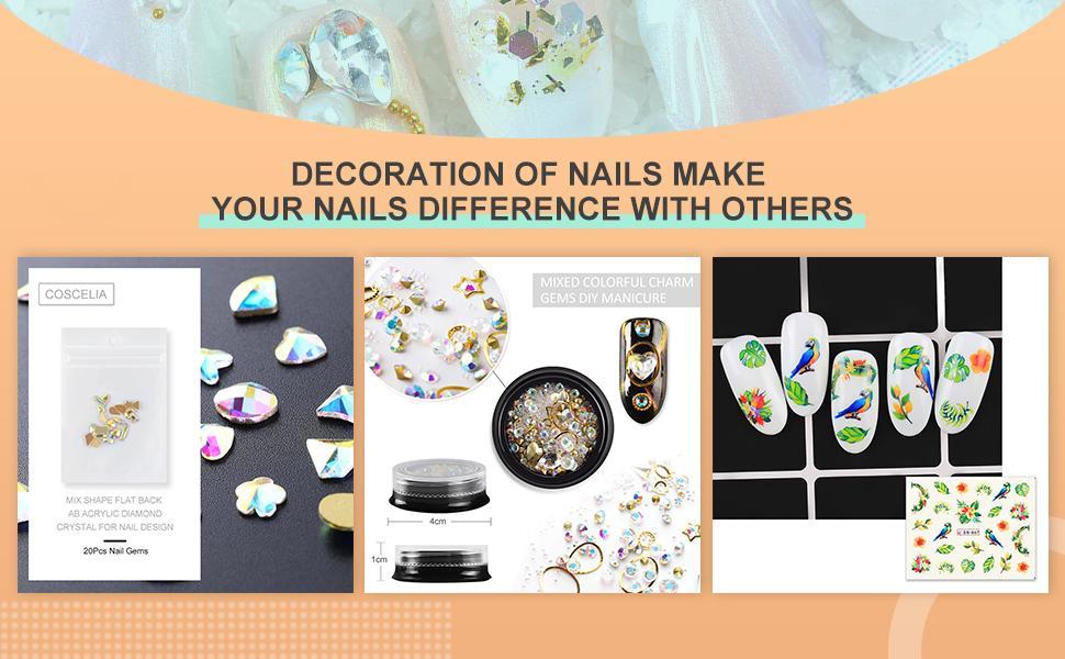 Nail Art Decorations