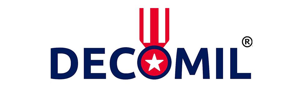Decomil Logo