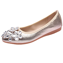 breathable inner material flats