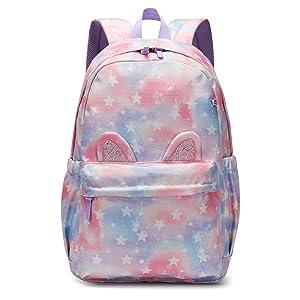 girl book bag