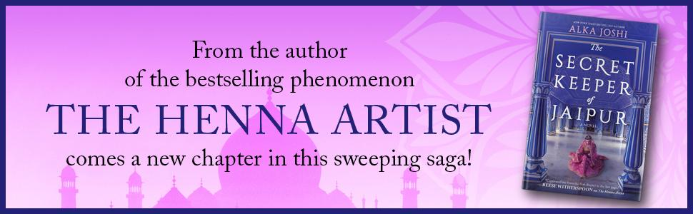 From the author of the bestselling... THE HENNA ARTIST comes a new chapter in this sweeping saga.