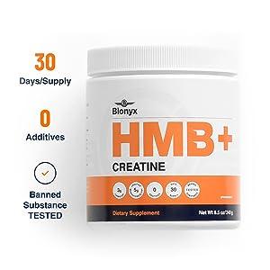 Blonyx HMB+ Creatine