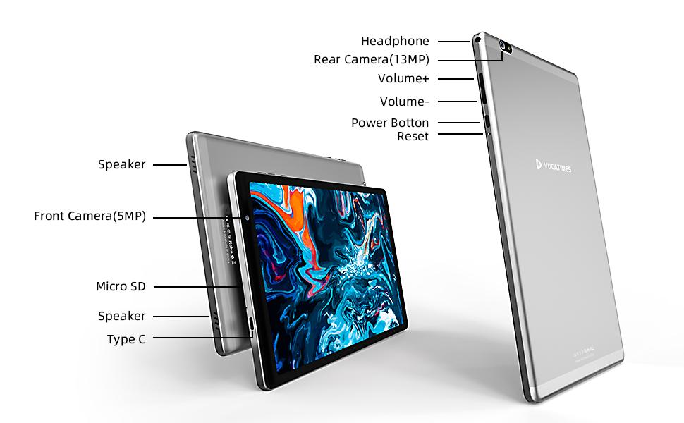 N20 tablet 1200x1920 FHD Display