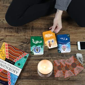 cards being used on wooden floor