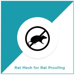 Amstrad Top Load Fully-Automatic Washing Machine Anti-Rat Mesh