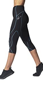 Women's Stabilyx Joint Support 3/4 Compression Tight