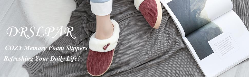 Treat your feet with high quality slippers from DRSLPAR