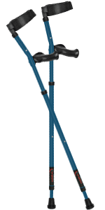 Inmotion Forearm crutch for long term use