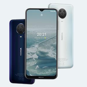 Nokia G20 - Nordic Aesthetics