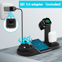 4 in 1 Charging Stand
