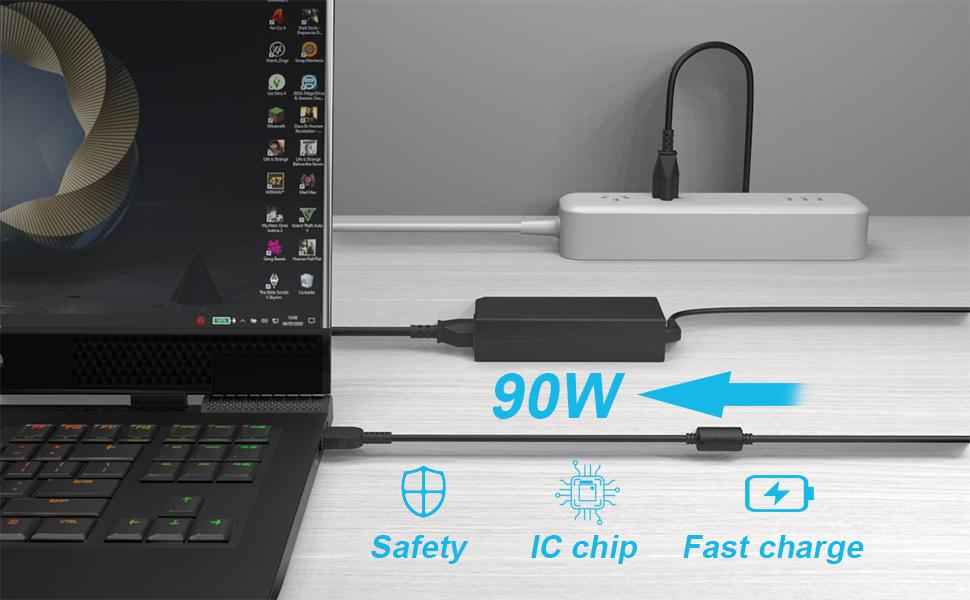 Lenovo 90w usb charger