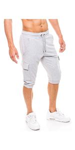3/4 shorts men,black 3/4 walking shorts for men,black shorts,black shorts mens, shorts  lightweight