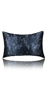 star silk pillowcase
