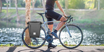 sahoo bike rack bag