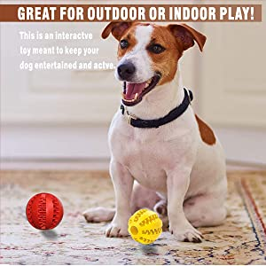 Great for outdoor or indoor play