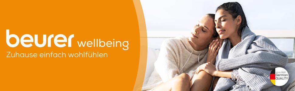 Beurer wellbeing – må bara bra hemma
