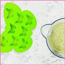 gummy molds butterfly shape baking molds resin mold waxmelt soap molds