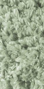 Microfiber 28 mm Furry Bath Rug